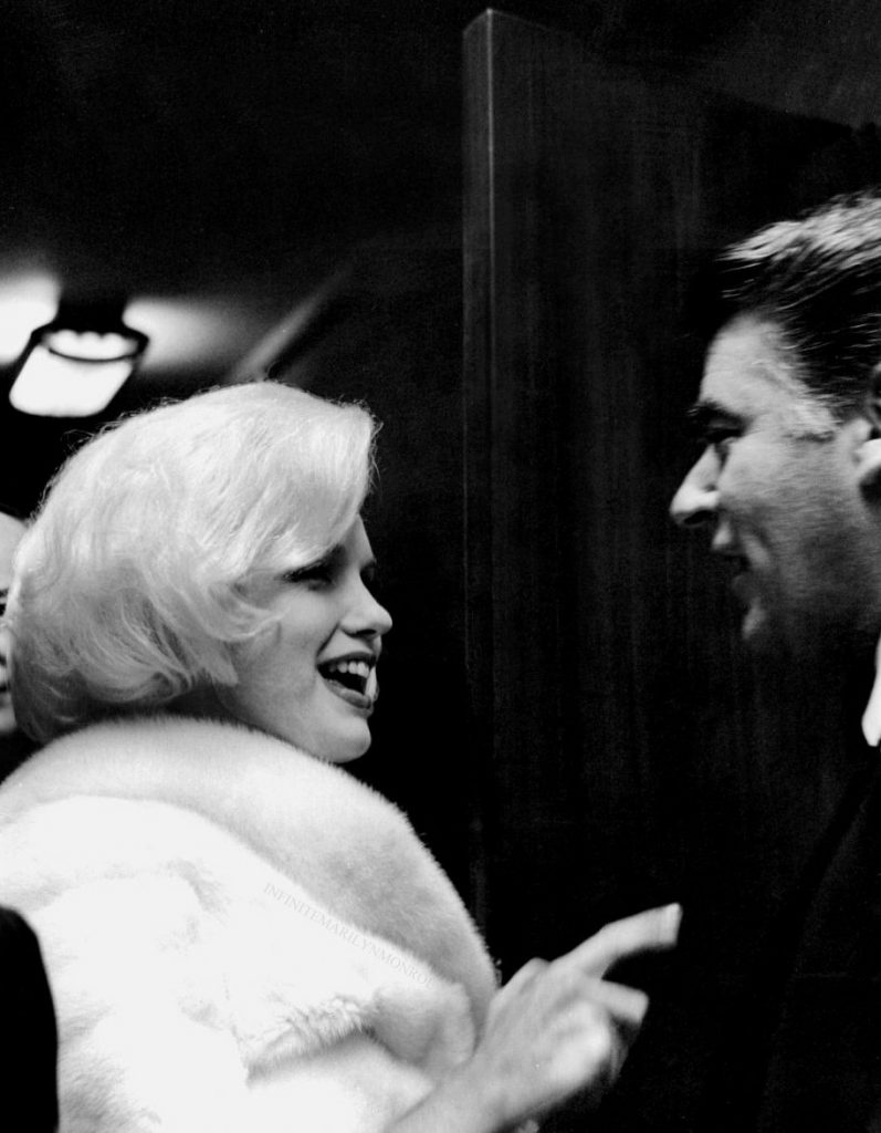 Was Marilyn Monroe Given Poison by Robert F. Kennedy?